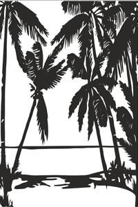 Деревья, Пальмы, Ветки